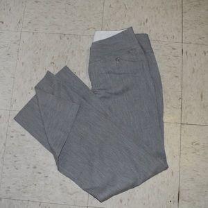 Gray Express editor pants